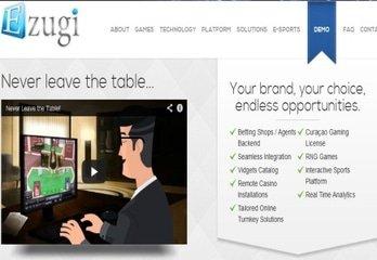 Las Vegas Casinos Diamond Ltd. Signs with Ezugi