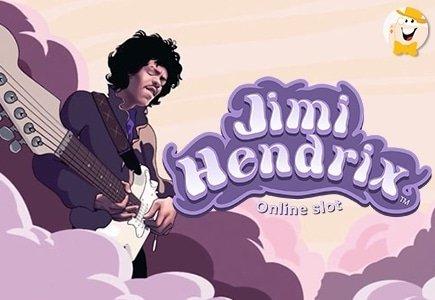 The Wind Cries Free Spins | Jimi Hendrix