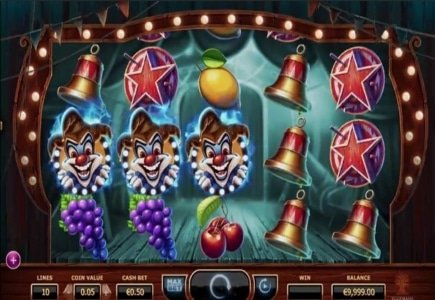 Yggdrasil Adds to Jokerizer Slot Series with Wicked Circus