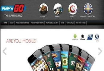 Play'n GO Partners with LVC Diamond