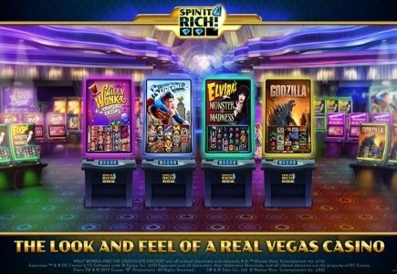 Spin It Rich! Launches as Sequel to Zynga's Hit It Rich!