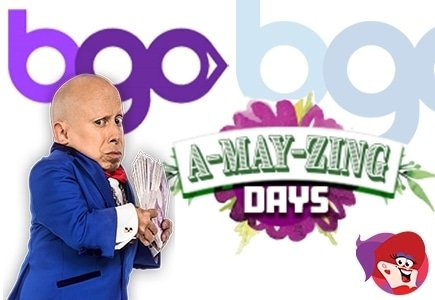 BGO's A-May-Zing May Days