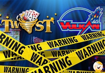 Fake Games and False Licensing Information from Twist and Vulkan Casinos