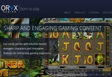 ORYX Gaming to Supply BalkanBet with Online & Mobile Content