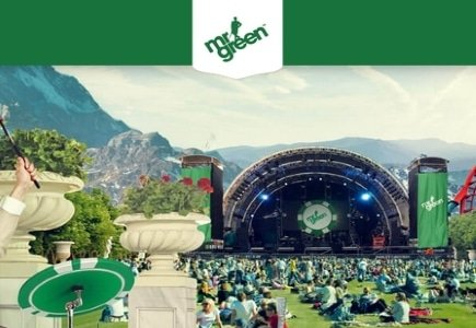 Mr Green Extends Free Spins Garden Party