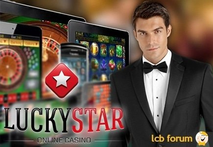 The Lucky Star Casino Rep Has Joined Our Forum