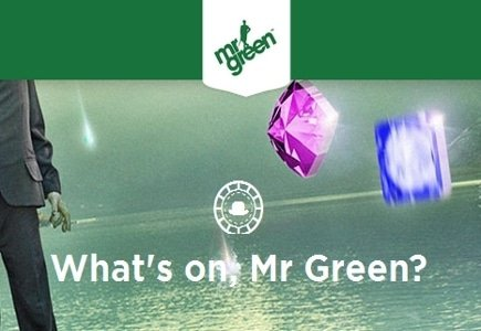 Mr. Green Launches Two Promos in Time for June