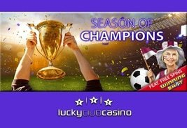 Lucky Club Celebrates European Championships with Casino Bonuses