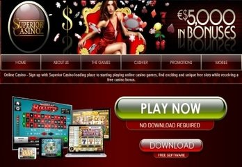 60 New Games Go Live at Superior Casino