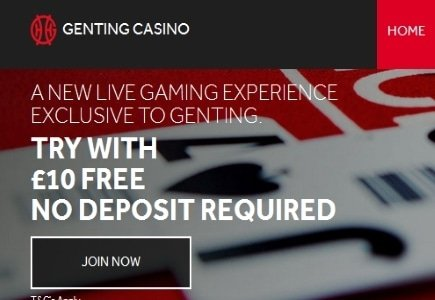 Genting Casino Hosts Holiday of a Lifetime Event