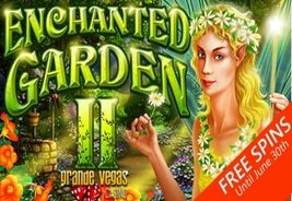 RTG's Enchanted Garden II Live at Grande Vegas