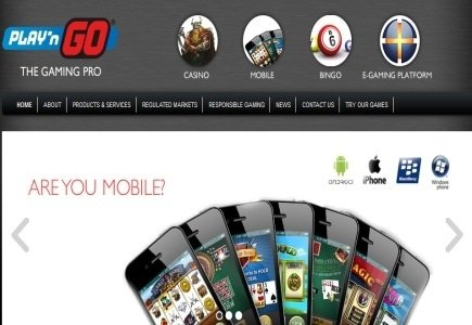 Three Slot Launches for Play'n GO