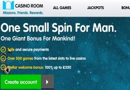 Earn Free Spins for Playing Evolution's Live Casino Games at CasinoRoom