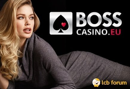 Boss Casino rep has recently joined LCB forum