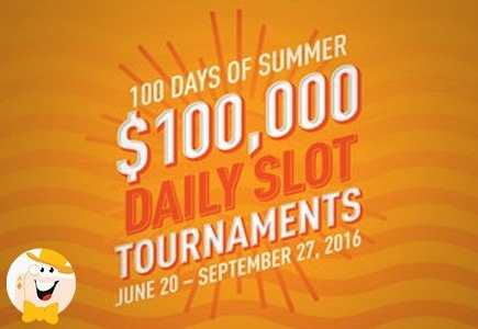 100 Days of Summer at the Cosmopolitan of Las Vegas