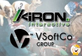 Kiron Interactive and VSoftCo Extend Virtual Games Collaboration