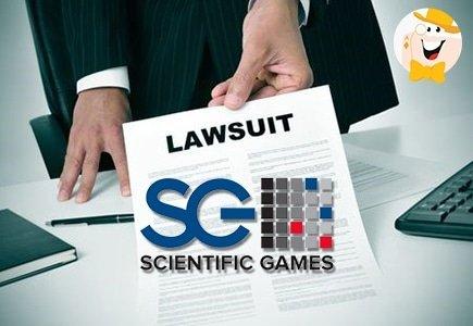 Scientific Games Files Lawsuit Against Ex-VP