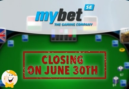 Mybet Holding SE Closes Poker Offering