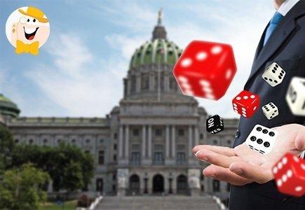 Pennsylvania House Approves Online Gambling