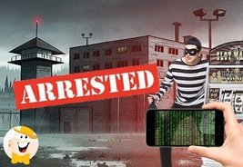 Czech Gambler Jailed For Cheating at Slots