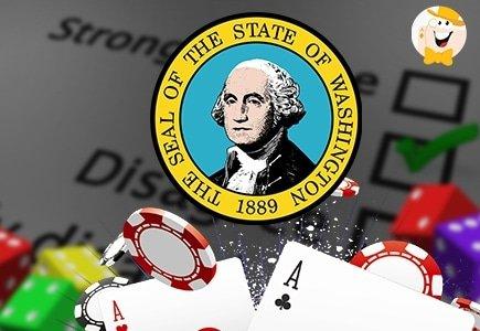 Washington State Announces Online Gambling Survey