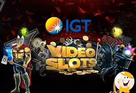 Video Slots Casino Adds IGT Branded Software