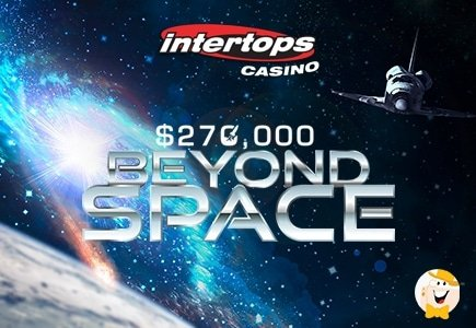 $270,000 in Prizes with Intertops Casino's Beyond Space Event