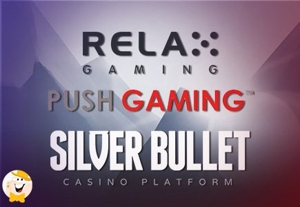 Push Gaming to Launch Content on Relax Gaming's Silver Bullet Platform