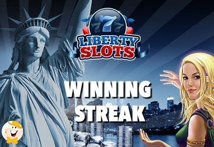Balance Climbs Sky High for Liberty Slots Player Over July 4th Weekend