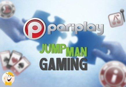 Partnership for Pariplay and Jumpman Gaming