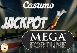 €2,971,469.49 Mega Fortune Jackpot Hits at Casumo