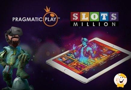 New Pragmatic Play Titles Added to SlotsMillion