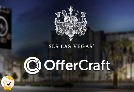 SLS Vegas Teams up with OfferCraft to Offer Interactive Games