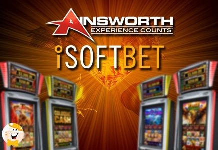 iSoftBet Integrates Games from Ainsworth Game Technology