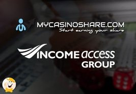 MyCasinoShare to Launch New Affiliate Program Aided by Income Access