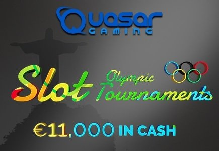Quasar Gaming Hosts Slot Olympic Tournaments