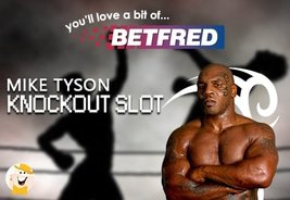 Mike Tyson Knockout Slot Launches at Betfred