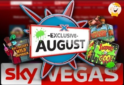 Sky Vegas Hosts First-Ever 'Exclusive August'
