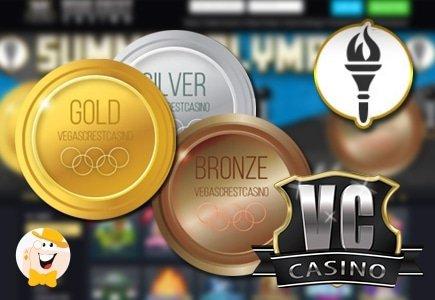 Vegas Crest's Summer Olympics