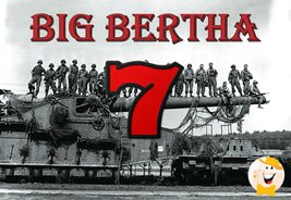 Big Bertha's three pink elephants