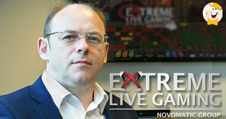 Extreme Live Gaming Names New COO