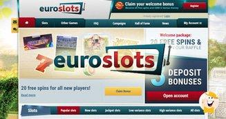 EuroSlots Gets a Makeover