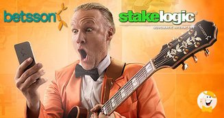 Betsson Strikes Major Supply Deal with StakeLogic