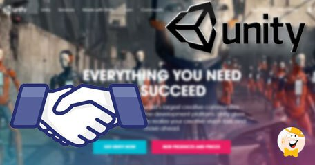Unity Game Engine Partners with Facebook