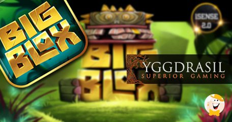 Big Blox is Latest Slot Release from Yggdrasil