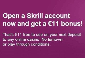 LCB Promo: Skrill (Moneybookers) offre 11 euro in chip gratuite ai nuovi membri!