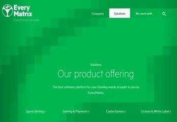 EveryMatrix sluit Partnerschap met Aziatische Gaming providers om Live Casino Content te verbeteren