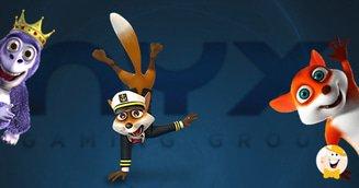 NYX Enters Eastern European Market