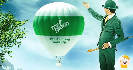 Embark on an Amazing Journey with Mr Green Including Cash Drops