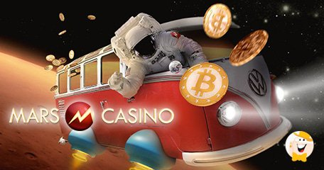 Mars Casino Launches
